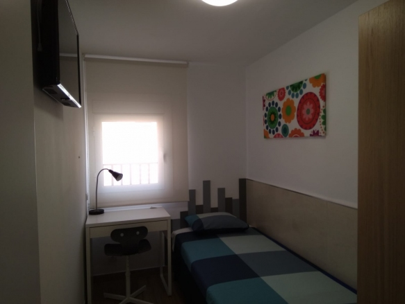 New! 2 rooms 2 metro stops from the UB Mundet Campus