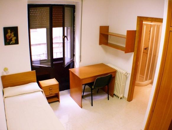 Residencia universitaria santa rosa de lima areaestudiantis for Cuarto universitario