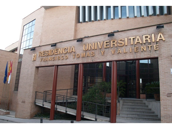 Residencia Universitaria Francisco Tomu00e1s y Valiente ...