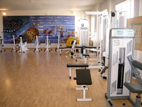 Residencia universitaria bartolom coss o areaestudiantis for Gimnasio illes
