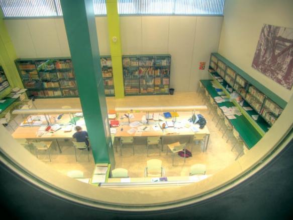 Colegio Mayor Sant Jordi - AreaEstudiantis